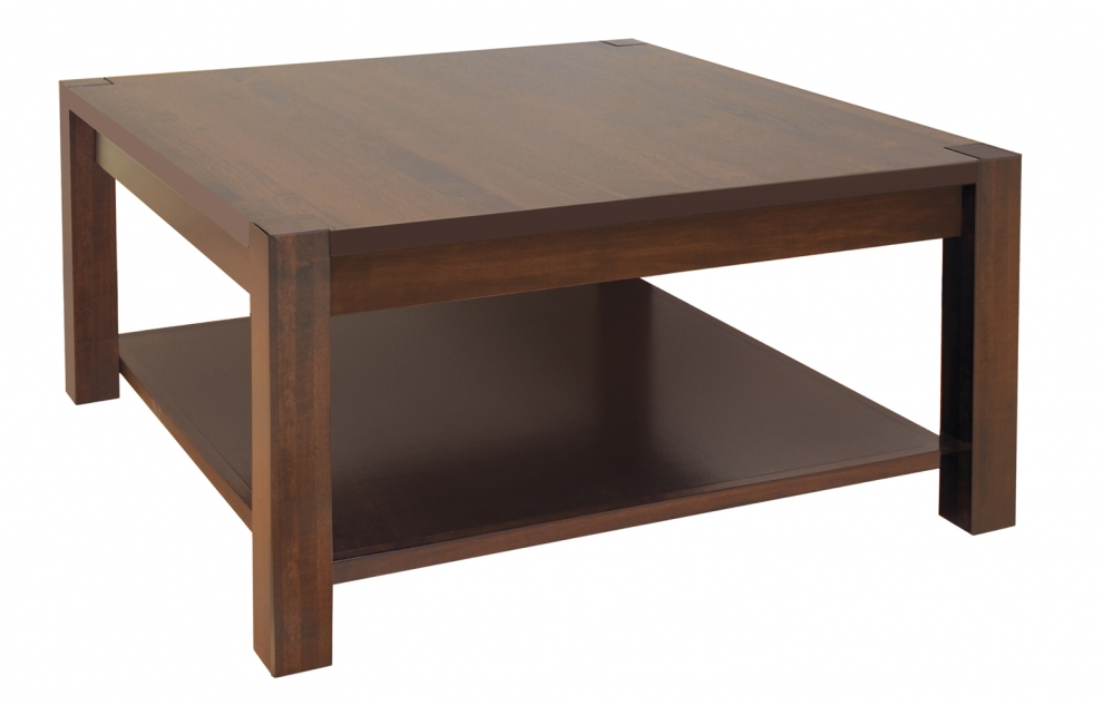 Hand crafted solid wood coffee tables for Solid wood coffee table